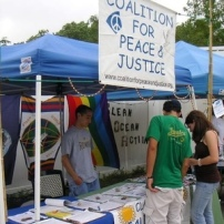 Day 50: Coalition for Peace and Justice