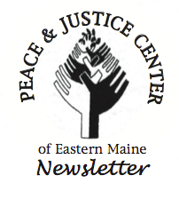 Day 47: Peace and Justice Center of Eastern Maine