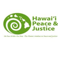 Day 63: Hawai'i Peace and Jusitce