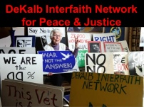 Day 66: DeKalb Interfaith Network for Peace and Justice