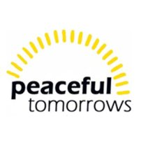 Day 93: Peaceful Tomorrows